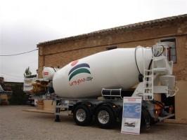 Baryval betonomieszarki
